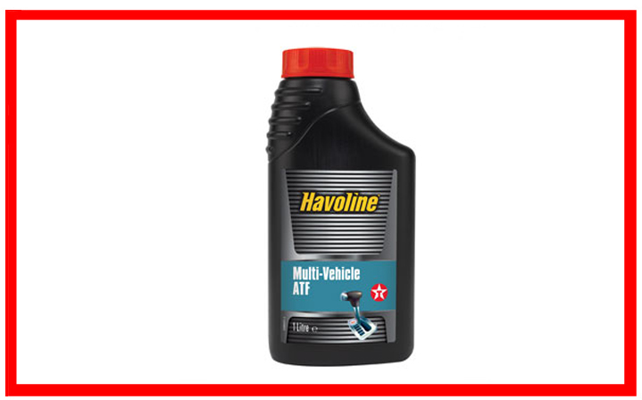 Texaco Havoline Multi-Vehicle ATF